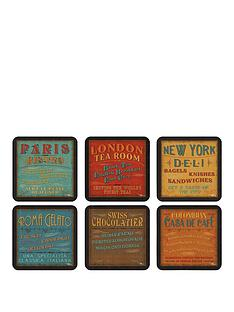 pimpernel-lunchtime-coasters-ndash-set-of-6