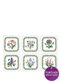 pimpernel-botanic-garden-coasters-set-of-6
