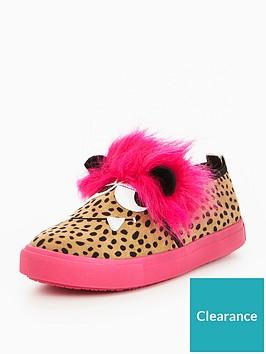 mini-miss-kg-girls-roar-slip-on-shoes