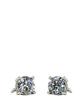 moissanite-9ct-white-gold-2ctnbsptotal-equivalent-65mm-earrings