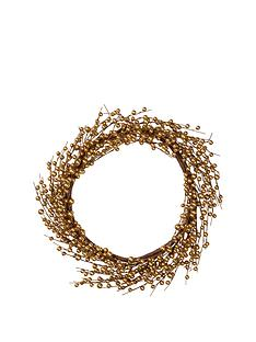 gisela-graham-gold-berry-wreath