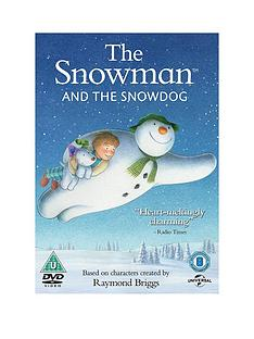 the-snowman-amp-snowdog-with-christmas-decoration