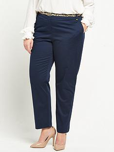so-fabulous-belted-cotton-sateen-trouser-navy