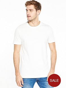 v-by-very-short-sleeve-pique-t-shirt