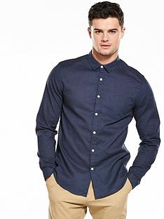 v-by-very-long-sleeve-linen-shirt