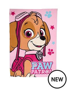 paw-patrol-stars-fleece-blanket