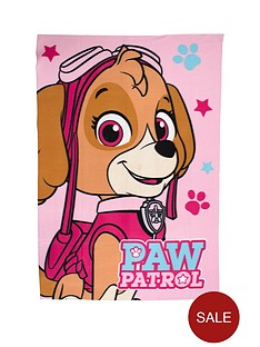 paw-patrol-stars-fleece-blanket