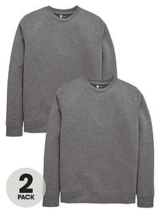 v-by-very-3-pack-crew-neck-school-sweatshirts