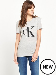 calvin-klein-shrunken-t-shirt-light-grey-heather