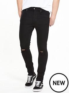 dr-denim-leroy-ripped-knees-super-skinny-jeans