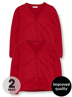 v-by-very-schoolwear-girls-school-cardigans-red-2-pack