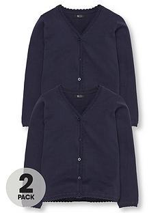 v-by-very-schoolwear-2-pack-girls-school-cardigans-navy