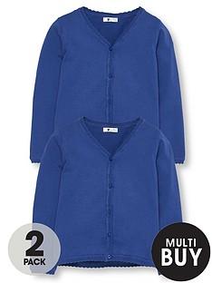 v-by-very-schoolwear-girls-school-cardigans-royal-blue-2-pack
