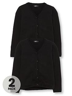 v-by-very-schoolwear-girls-school-cardigans-black-2-pack