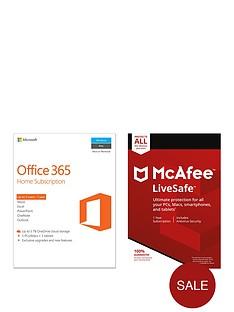 microsoft-office-365-home-mcafee-livesafe-2017