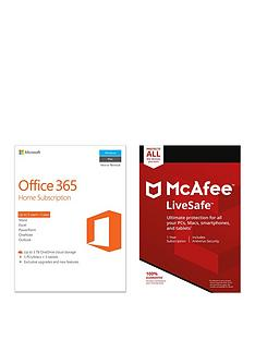 microsoft-office-365-home-mcafee-livesafe