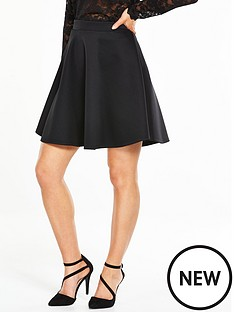 v-by-very-petite-flippy-jersey-skirt