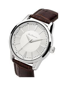 ben-sherman-ben-sherman-mens-white-dial-black-strap-watch
