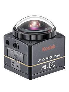 kodak-kodak-pixpro-sp360-360-degree-4k-action-cam-premier-extreme-pack