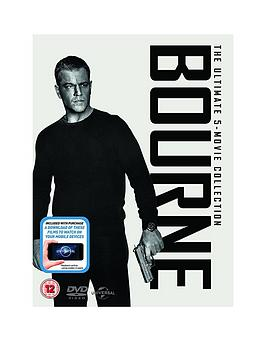 bourne-collection-5-filmnbspboxset-dvd