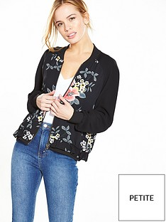 v-by-very-petite-petite-printed-woven-bomber