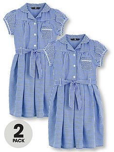 v-by-very-2-pack-girls-traditional-summer-gingham-school-dresses-blue