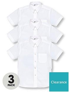 v-by-very-girls-3-pack-short-sleeve-school-shirts-white