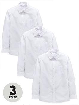 v-by-very-boys-3-pack-long-sleeved-slim-school-shirts-white