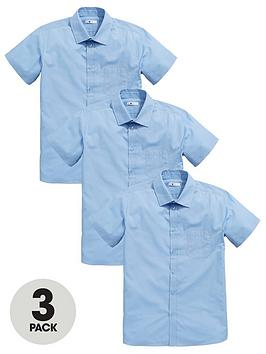 v-by-very-boys-3-pack-slim-fit-short-sleeved-school-shirts