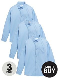 v-by-very-schoolwear-boys-long-sleeve-slim-fit-school-shirts-blue-3-pack