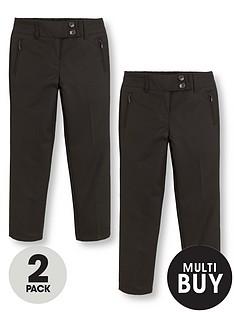 v-by-very-schoolwear-girls-skinny-school-trousers-black-2-pack