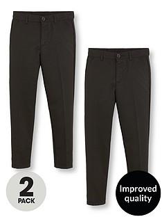 v-by-very-schoolwear-boys-2pk-slim-fit-trousers