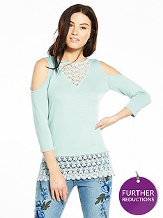 v-by-very-lace-cold-shoulder-jumper