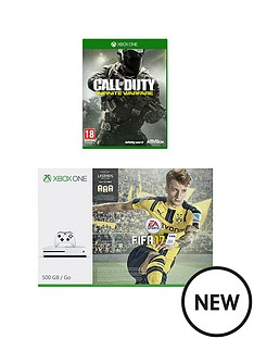 xbox-one-xbox-one-s-500gb-console-with-fifa-17-call-of-duty-infinite-warfare-and-12-months-live-subscription