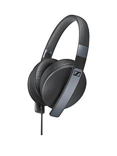 sennheiser-hd-420-s-over-ear-headphones-with-mic-black