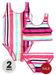 v-by-very-girls-striped-swimsuit-and-tankini-2-pack