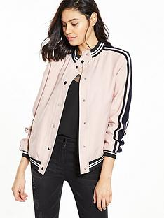 v-by-very-rib-detail-bomber