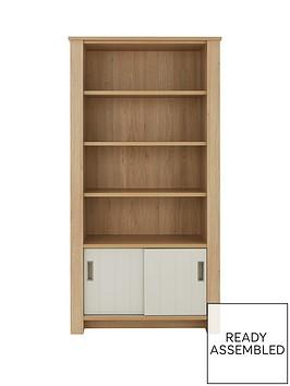 consort-gemini-ready-assembled-bookcase