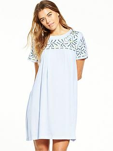 little-white-lies-fleur-dress-blue