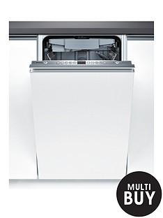 bosch-activewater-spv69t00gb-45cm-wide-slimline-integrated-dishwasher