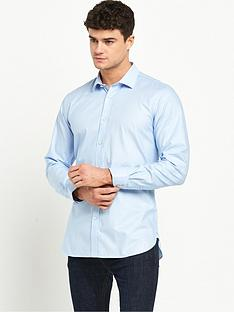 ted-baker-ted-baker-elias-small-check-longsleeve-shirt