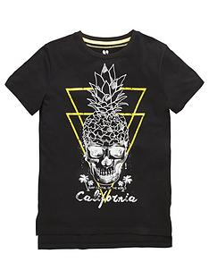 v-by-very-pineapple-skull-tee