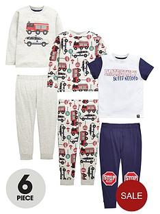 mini-v-by-very-toddler-boys-emergency-services-pyjamas-6-piece