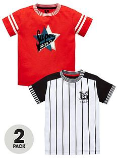 mini-v-by-very-boys-2pk-varsity-style-tees