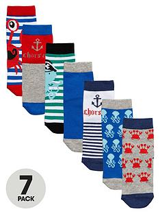mini-v-by-very-7pk-under-the-sea-socks