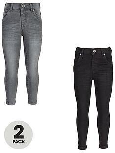 mini-v-by-very-boys-2-pack-black-amp-grey-wash-skinny-jeans