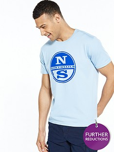 north-sails-logo-t-shirt