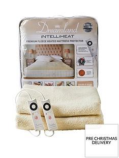 dreamland-intelliheat-premium-fleece-mattress-protector