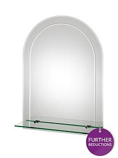 croydex-fairfield-arch-mirror-with-shelf