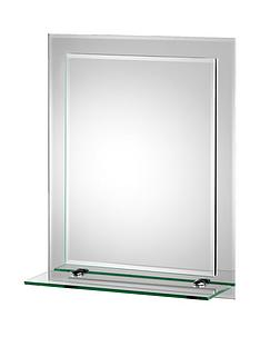 croydex-rydal-double-layer-bathroom-mirror-with-shelf